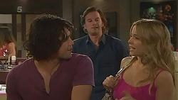 Aidan Foster, Lucas Fitzgerald, Natasha Williams in Neighbours Episode 6323