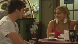 Chris Pappas, Natasha Williams in Neighbours Episode 6323