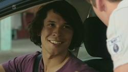 Aidan Foster, Chris Pappas in Neighbours Episode 6323