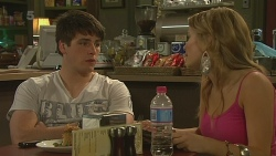 Chris Pappas, Natasha Williams in Neighbours Episode 6324