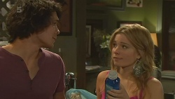 Aidan Foster, Natasha Williams in Neighbours Episode 6324