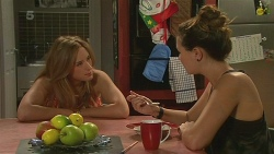 Sonya Mitchell, Jade Mitchell in Neighbours Episode 6324