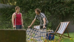 Kyle Canning, Lucas Fitzgerald in Neighbours Episode 6324