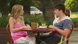 Natasha Williams, Chris Pappas in Neighbours Episode 6325