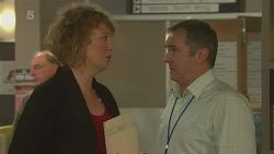 Jessica Girwood, Karl Kennedy in Neighbours Episode 6325