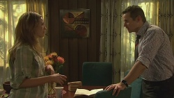 Sonya Mitchell, Toadie Rebecchi in Neighbours Episode 6325