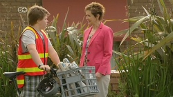 Callum Jones, Susan Kennedy in Neighbours Episode 6326