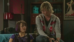 Sophie Ramsay, Andrew Robinson in Neighbours Episode 6327