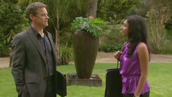 Paul Robinson, Priya Kapoor in Neighbours Episode 6327