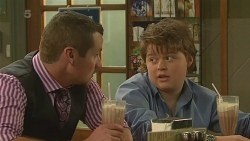 Toadie Rebecchi, Callum Jones in Neighbours Episode 6328