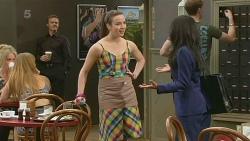 Paul Robinson, Kate Ramsay, Priya Kapoor in Neighbours Episode 6329