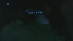 Michael Williams, Emilia Jovanovic in Neighbours Episode 6329