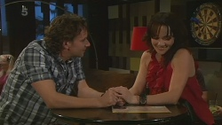 Lucas Fitzgerald, Emilia Jovanovic in Neighbours Episode 6329
