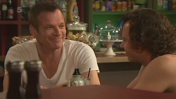 Michael Williams, Lucas Fitzgerald in Neighbours Episode 6330
