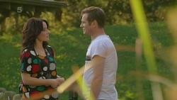 Emilia Jovanovic, Michael Williams in Neighbours Episode 6330