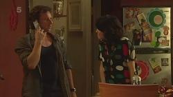 Lucas Fitzgerald, Emilia Jovanovic in Neighbours Episode 6330
