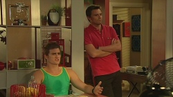 Kyle Canning, Rhys Lawson in Neighbours Episode 6331