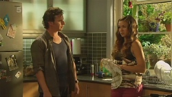 Lucas Fitzgerald, Jade Mitchell in Neighbours Episode 6331