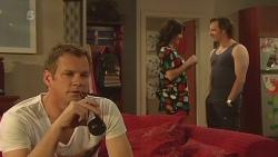 Michael Williams, Emilia Jovanovic, Lucas Fitzgerald in Neighbours Episode 6331