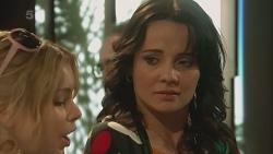 Natasha Williams, Emilia Jovanovic in Neighbours Episode 6331