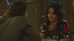 Lucas Fitzgerald, Emilia Jovanovic in Neighbours Episode 6332