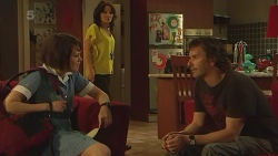 Sophie Ramsay, Emilia Jovanovic, Lucas Fitzgerald in Neighbours Episode 6332
