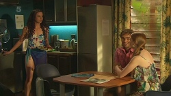 Kate Ramsay, Luke Malicki, Erin Salisbury in Neighbours Episode 6332