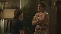 Callum Jones, Kyle Canning in Neighbours Episode 6334