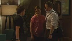 Callum Jones, Sonya Mitchell, Toadie Rebecchi in Neighbours Episode 6334