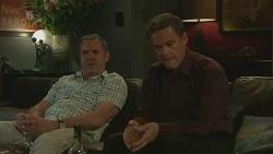 Karl Kennedy, Paul Robinson in Neighbours Episode 6334
