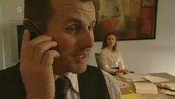 Toadie Rebecchi, Charlotte McKemmie in Neighbours Episode 6334