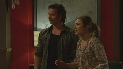 Lucas Fitzgerald, Sonya Mitchell in Neighbours Episode 6336