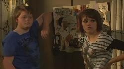 Callum Jones, Sophie Ramsay in Neighbours Episode 6336