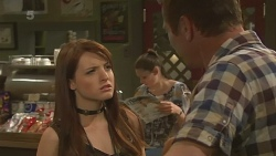 Summer Hoyland, Michael Williams in Neighbours Episode 6336