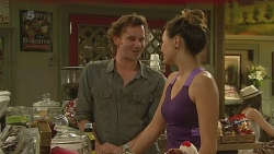 Lucas Fitzgerald, Jade Mitchell in Neighbours Episode 6337