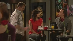 Michael Williams, Emilia Jovanovic, Lucas Fitzgerald in Neighbours Episode 6337