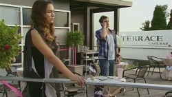 Jade Mitchell, Kyle Canning in Neighbours Episode 6337