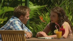 Dominic Emmerson, Kate Ramsay in Neighbours Episode 6340