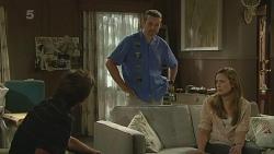 Rhys Lawson, Toadie Rebecchi, Sonya Mitchell in Neighbours Episode 6341