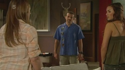 Sonya Mitchell, Toadie Rebecchi, Jade Mitchell in Neighbours Episode 6341