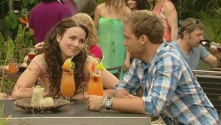 Kate Ramsay, Dominic Emmerson in Neighbours Episode 6341