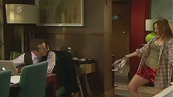 Toadie Rebecchi, Sonya Mitchell in Neighbours Episode 6342