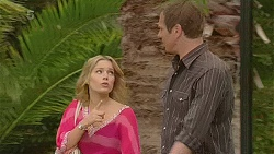 Natasha Williams, Michael Williams in Neighbours Episode 6345