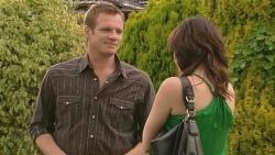 Michael Williams, Emilia Jovanovic in Neighbours Episode 6345