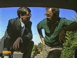 David Bishop, Harold Bishop in Neighbours Episode 0727