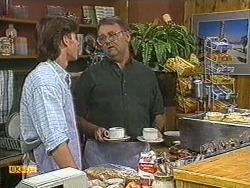 Mike Young, Harold Bishop in Neighbours Episode 0727