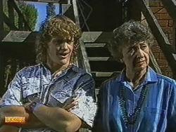 Henry Ramsay, Nell Mangel in Neighbours Episode 0728