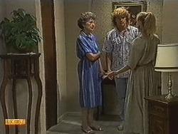 Nell Mangel, Henry Ramsay, Jane Harris in Neighbours Episode 0728