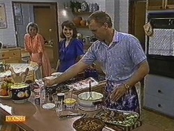 Helen Daniels, Beverly Marshall, Jim Robinson in Neighbours Episode 0728