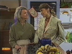 Helen Daniels, Beverly Robinson in Neighbours Episode 0728
